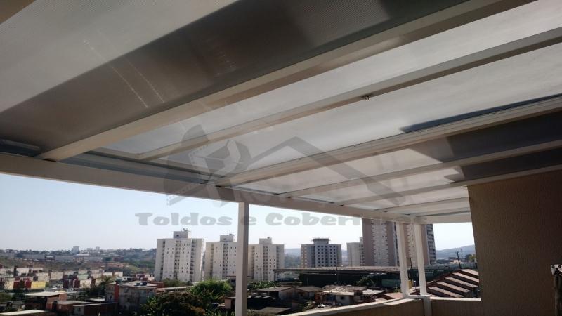 Cobertura de Abrir e Fechar Preço Santana de Parnaíba - Cobertura de Garagem Abre e Fecha