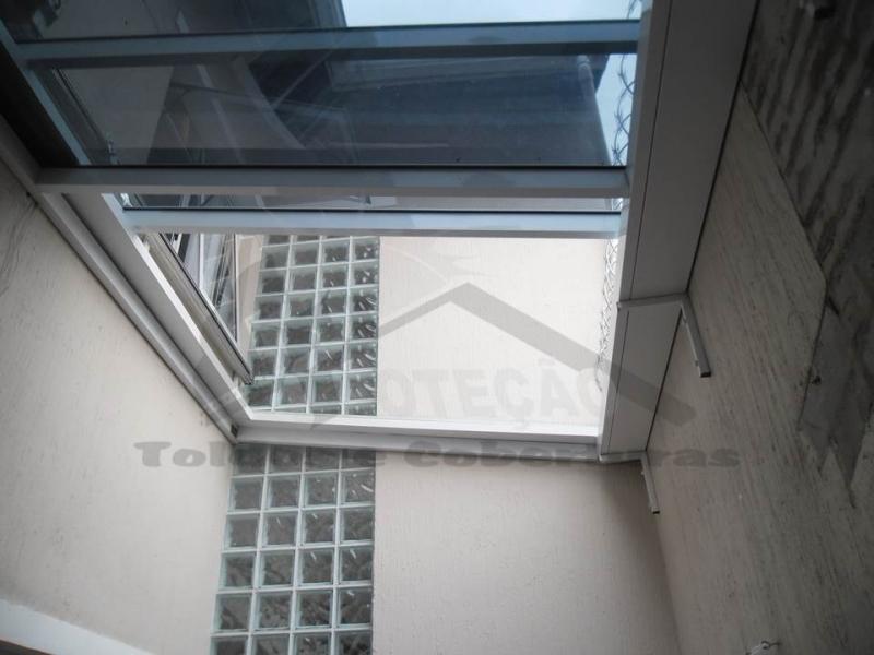Coberturas de Policarbonato Compacta para Jardim de Inverno Campo Belo - Cobertura de Policarbonato Compacta Cristal