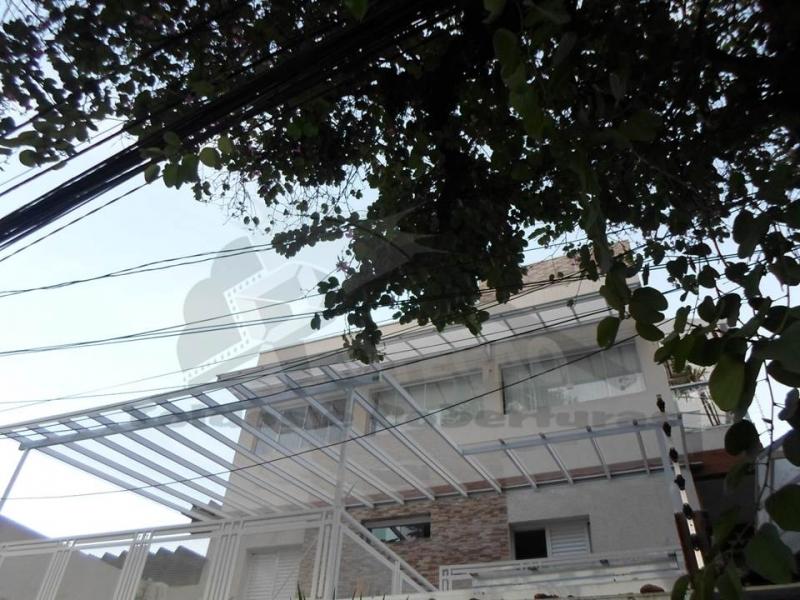 Coberturas de Policarbonato Transparente Itaquaquecetuba - Cobertura de Policarbonato para Lavanderia