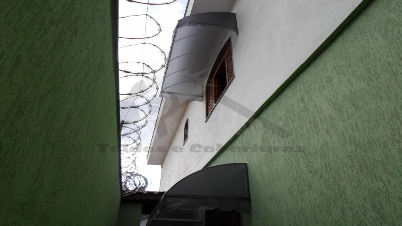 Onde Encontrar Toldo de Lona Caieiras - Toldos em Lona e Policarbonato