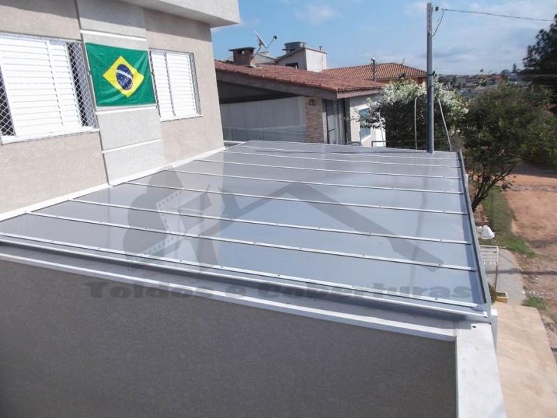 cobertura de garagem em policarbonato retrátil  preço Butantã