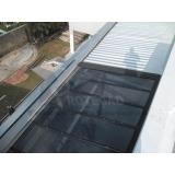 cobertura de policarbonato e vidro  preço Vila Leopoldina