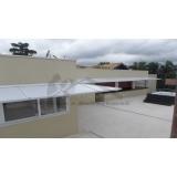 cobertura de policarbonato em sp Campo Belo