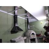 cobertura em policarbonato compacta para churrasqueira Santo Amaro