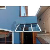cobertura de policarbonato compacta para janelas