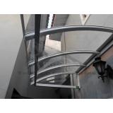 coberturas de policarbonato compacta para janelas Freguesia do Ó