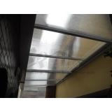 coberturas de policarbonato para quintal Vila Guilherme