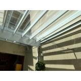 coberturas em policarbonato compacta para piscina Jardim Ângela
