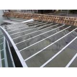 coberturas em policarbonato compacta Jardim Paulista