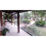 cortina de lona com visor transparente preço Jabaquara