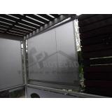 cortina de rolo para bares preço Jandira