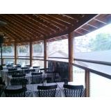 cortina de rolo para restaurante preço Francisco Morato