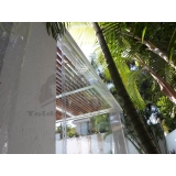 cortina de rolo toldo externo preço Perus