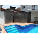 cortina enrolável para área externa preço Jurubatuba
