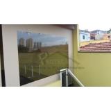 cortina rolo preço Vila Guilherme