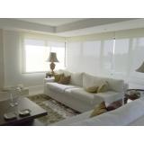 cortina rolo tela solar preço Caieiras