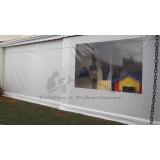 cortinas de lona para porta Vargem Grande Paulista