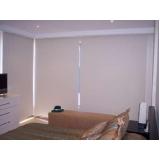 cortina rolo dupla