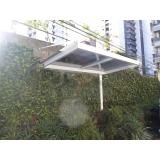 empresa de instalação de cobertura de policarbonato em comércio Jardim Paulista