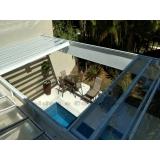 empresa de instalação de cobertura de policarbonato para piscina Vila Clementino