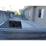 empresa de instalação de cobertura de policarbonato residencial Jardim Bonfiglioli
