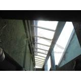 instalação de cobertura de policarbonato compacta preço Pacaembu