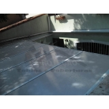 instalação de cobertura de policarbonato para garagem Jardim América