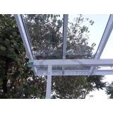 instalação de cobertura de policarbonato preço Cidade Dutra