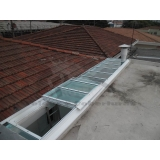instalação de cobertura de policarbonato residencial preço Cajamar