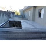 instalação de cobertura de policarbonato residencial