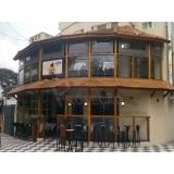 instalação de cortina de rolo para bares Jardim Ângela