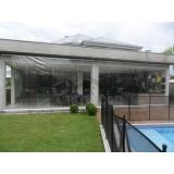 instalação de cortina retrátil externa Campo Grande