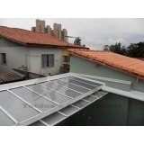 manutenção de cobertura de policarbonato abre e fecha Lauzane Paulista