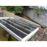 manutenção de cobertura de policarbonato Jardim Europa