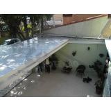 manutenção para cobertura em policarbonato de garagem Vila Clementino