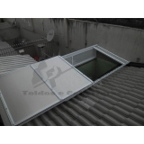 manutenção para cobertura em policarbonato retrátil preço Pacaembu