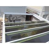 manutenção para coberturas de policarbonato Imirim