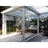 onde comprar toldo de enrolar transparente Jardim Bonfiglioli