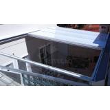 orçamento de manutenção de cobertura de policarbonato retrátil manual Casa Verde