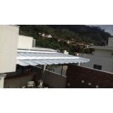 orçamento de toldo de lona para garagem Jardim Paulistano