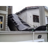 preço de toldo porta residencial Raposo Tavares