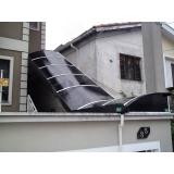 preço de toldo porta residencial Vila Maria