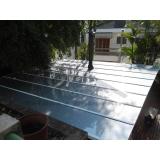 quanto custa manutenção de cobertura de policarbonato Butantã