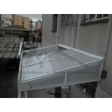 quanto custa manutenção para cobertura em policarbonato retrátil Vila Leopoldina
