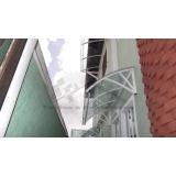 quanto custa toldos de policarbonato para janelas Ipiranga