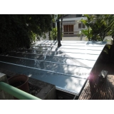 serviço de conserto para cobertura em policarbonato Água Funda