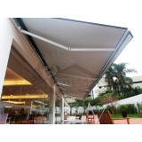 toldo articulado manual valores Vila Guilherme