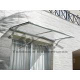toldo policarbonato para porta com menor preço Mandaqui