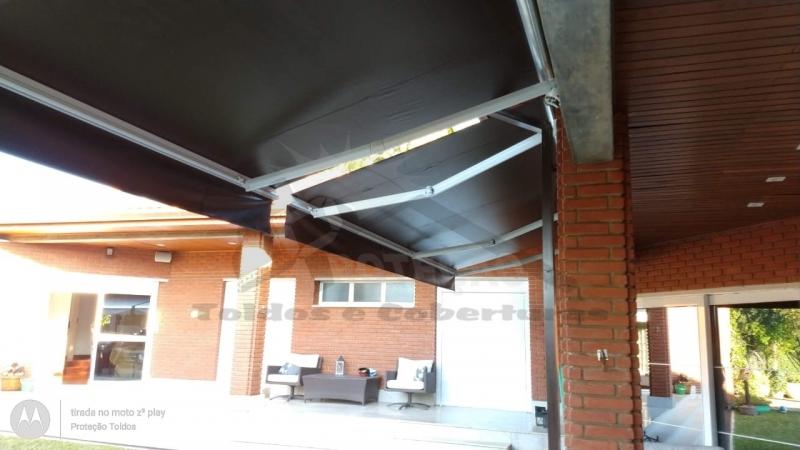 venda de cobertura de garagem em policarbonato retrátil Jabaquara