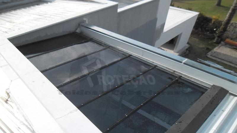 venda de toldo articulado em alumínio Jabaquara